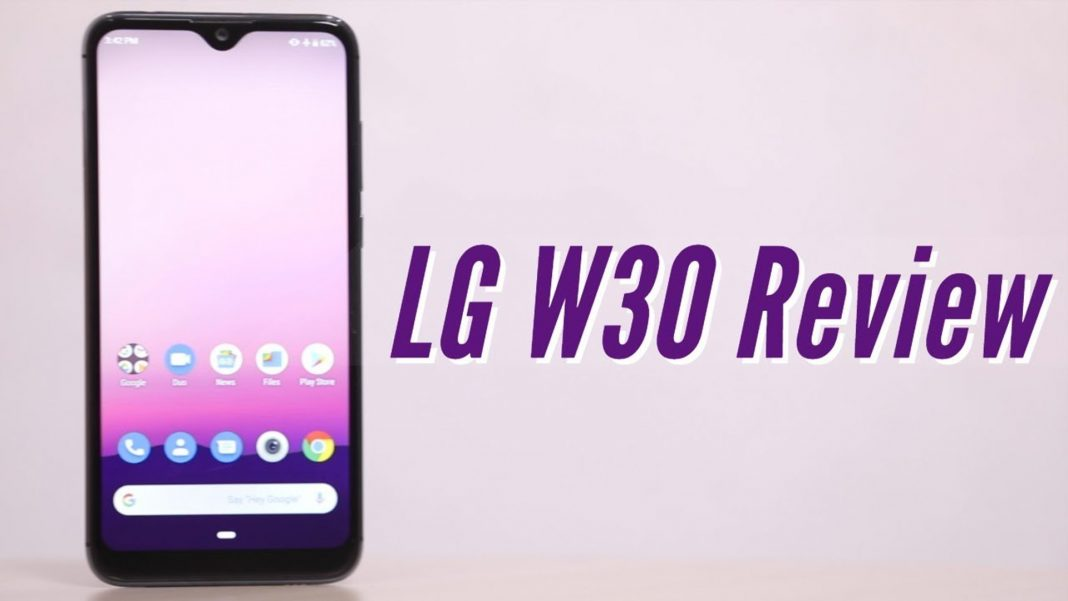 LG W30 Review - GuglyTech