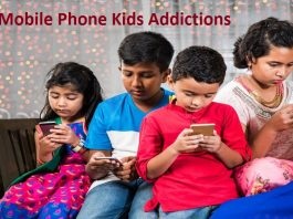 Mobile Phone Kids Addictions - GuglY Tech