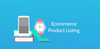 Product listing sites